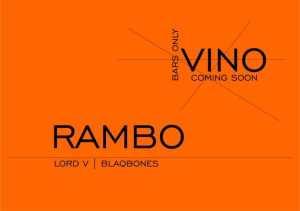 Lord V - Rambo ft. Blaqbones